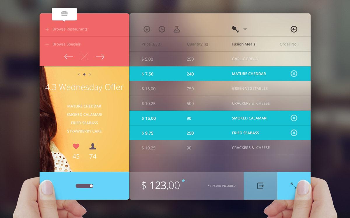 رابط کاربری در طراحی وب سایت اختصاصی