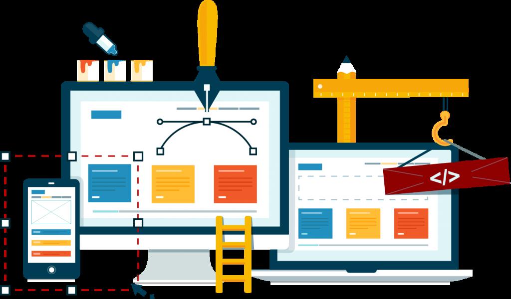 طراحی ، پشتیبانی بازسازی سایت