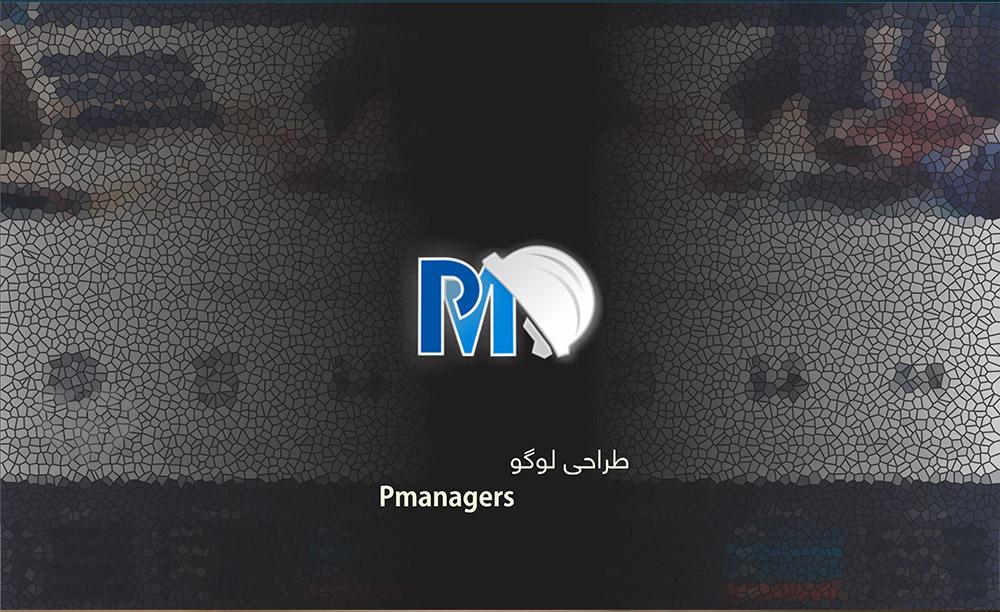 طراحی-لوگو-pmanagers