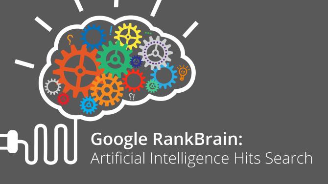 الگوریتم جدید گوگل RankBrain