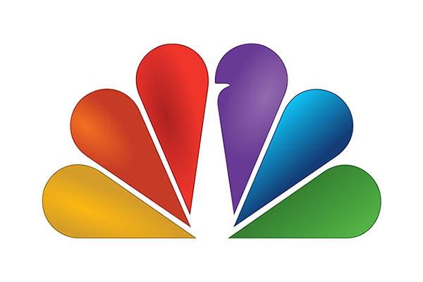 لوگو شبکه NBC