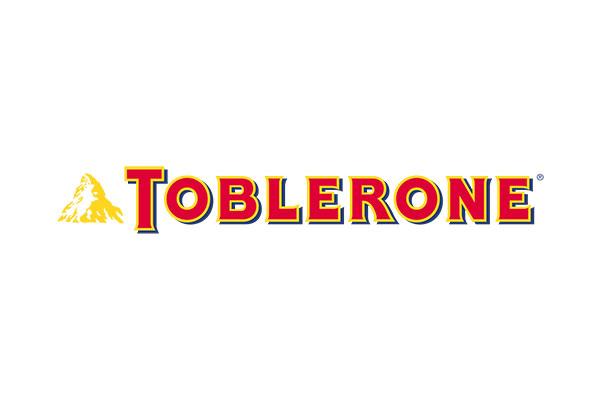 لوگو TOBLERONE