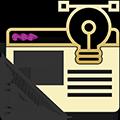 تکنیک های طلایی طراحی لوگو